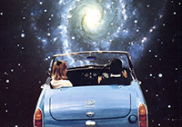Joe Webb - Selected collages - Journey