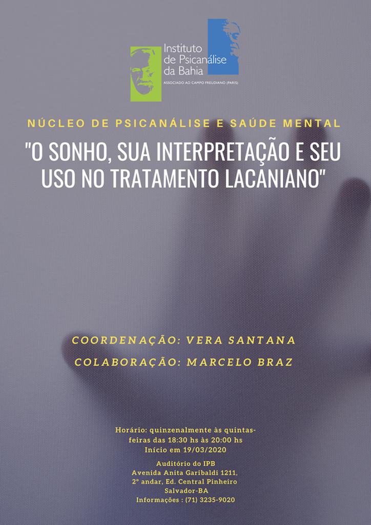 Núcleo de Psicanálise e Saúde Mental